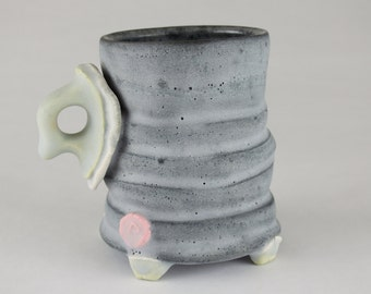 Colored Porcelain Coffee Mug