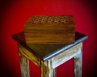 Box diffuseuse of oiled scents vintage