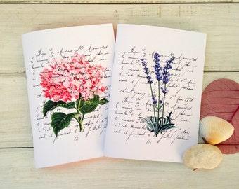 Midori insert, Fauxdori insert, Traveler's Notebook, journal, midori notebook, sketchbook, diary, bullet journal, A6, floral notebook, A6