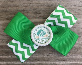 Girl Scouts Bow