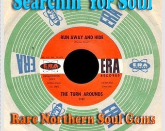 Searchin' for Soul CD Vol.13 - Rare Northern Soul Gems