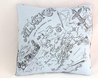 Alaska Pillow Cover