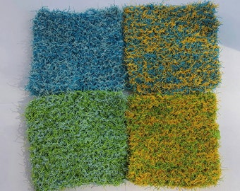 Scrubby Scrub Dishcloths