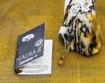 NadiaZ Perfumes Sample Cards
