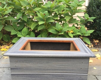 Outdoor Planter - deck composite