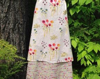 Custom Ladies Poem Skirt