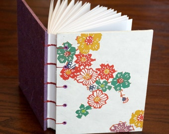 Katazome Beauty Blossom Journal