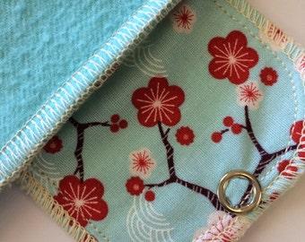 Organic Mini Pantyliner Moonpads Cotton Cloth Pads - Sakura