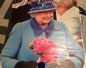 RESERVED for LINDA-QueenElizabethII Magazine Bag