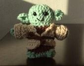 Star Wars Yoda Amigurumi
