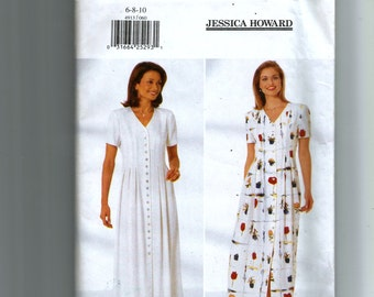 Butterick Misses' /Misses' Petite Dress Pattern 4913