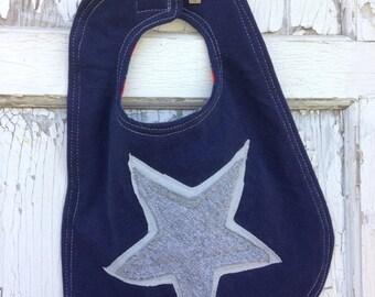 30%OFF SUPER SALE- Star Bib-Wee Ones Bib-Tshirt Collection-Stripes