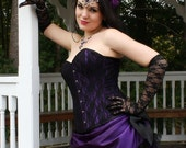 Vintage Beauty Ball Gown - Custom Made