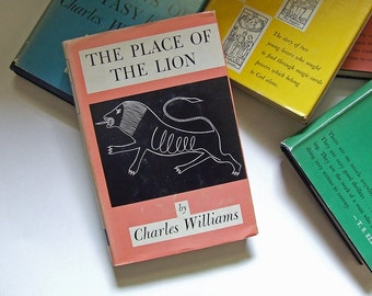The Place of the Lion by Charles Williams - Pellegrini & Cudahy - June 1950