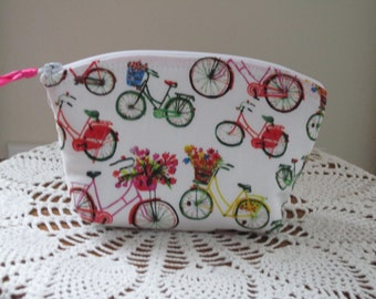 Cruiser Bicycles Essential Oils Cosmetic Bag Clutch Purse