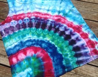 Size L Tie Dye Tank Top