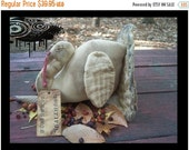 ChristmasinJuly Sale Primitive thanksgiving turkey