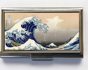 Great Wave off Kanagawa Business Card Holder Card Case