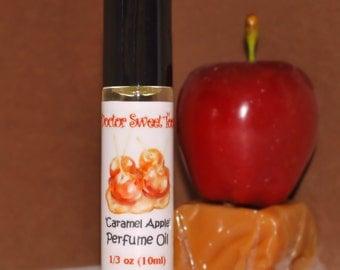 Caramel Apple Perfume Oil Roll-On