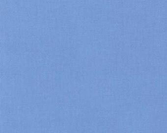 Robert Kaufman FABRIC - Kona Cotton Solid - Denim