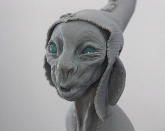 100 Heads Project - #37 Fae Creature