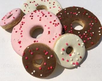 Laineys Gourmet Cookie Donuts