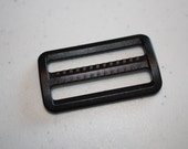 2 3/8 inch Heavy Duty Tri Glide Plastic Slides, Use with 2 inch webbing (Set of 10)