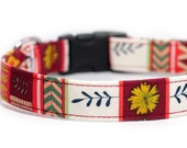 Dog Collar, Custom Collar, Sun Tracks