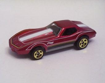 Chevy Chevrolet Corvette Stingray : Die Cast, Hot Rod, Man Cave, Refrigerator, Tool Box, Magnet