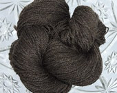 Home Grown Kid Mohair and Merino 2 Ply Fingering Weight Natural Colored Black 16-1-29 through 16-1-32
