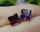 Alexandrite, 8mm or 6mm S...