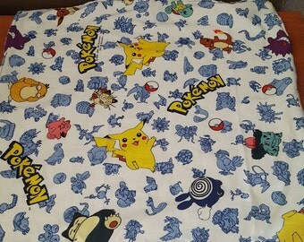 Pokemon Baby Blanket