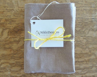 Hemp/Tencel  Dish Cloth, Tea Towel, Natural, Organic Tea Towel, Kitchen Towel
