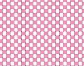 Fat Quarter - Pink Basket