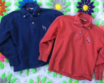 60s DonMoor Shirts 3T