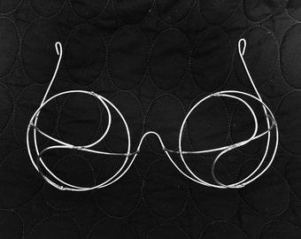 Zen Bra Wire Frame Design - New Design / Custom Made (Marissa)