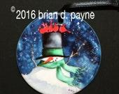 Gotta Have Friends Snowman Keepsake Ornament