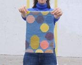 Natural Dye Tapestry Wall Hanging