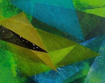 Art Block - Green