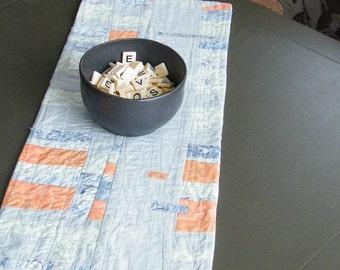 Table Runner/Wall Hanging-Keep It Cool, Fiber Art, Original