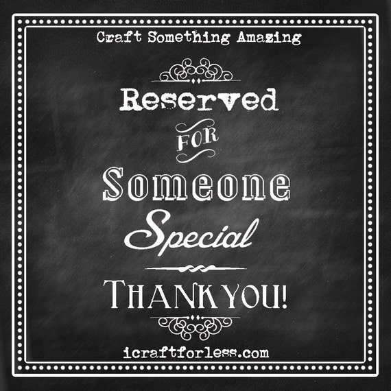 Reserved for  classypaci (ASAP)