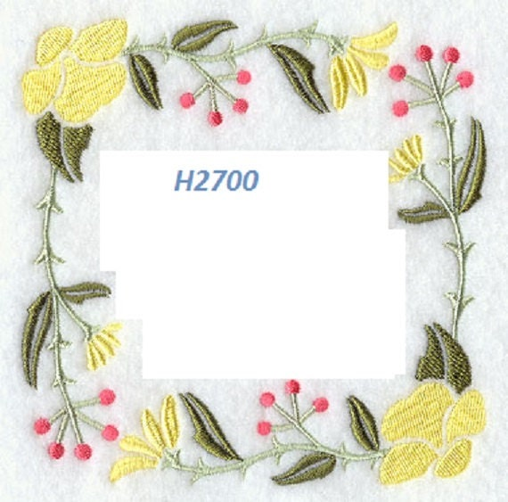 Embroidery Quilt Label Designs : Quilt Label H2700 machine embroidered personalized by QUILTSRUS08