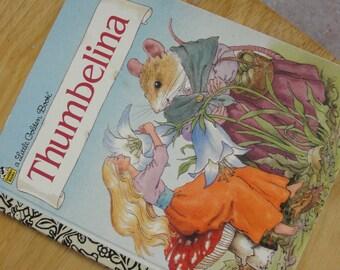 Thumbeina Little Golden Book