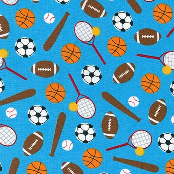 Sale fabric sport kids soccer fabric baseball fabric for Childrens fabric sale
