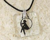 Aerial Arts Necklace - Lyra/Hoop!  #8