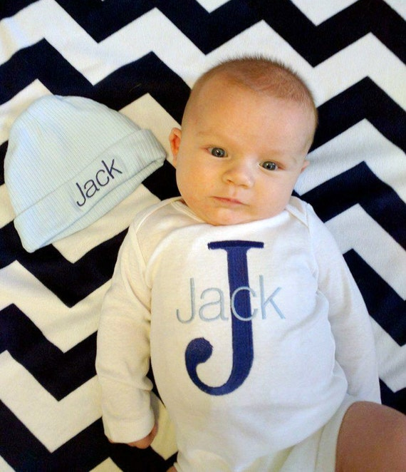 Baby Boy Gift Personalized Baby Boy Clothes Boy Coming