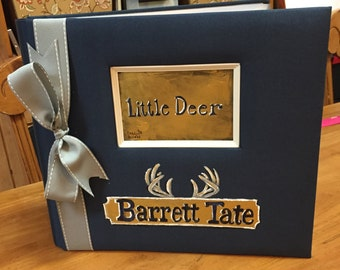 Little Deer Baby Memory Book