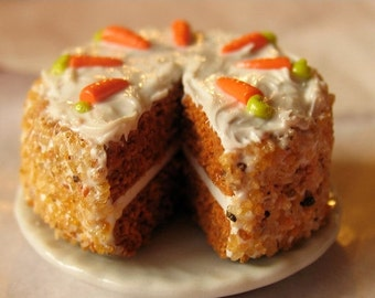 Christmas in July - Carrot Cake MAGNET