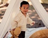 Toddler Boys Renaissance Shirt or Pants Pirate Pioneer Prairie Costume Custom Made