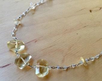 Insouciant Studios Sand River Necklace